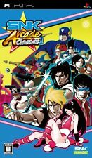 Used PSP SNK Arcade Classics Vol. 1 Japan Import ((Free shipping))、