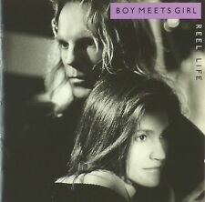 CD - Boy Meets Girl - Reel Life - #A1132