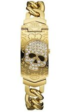 Marc Ecko Mens Better Off Dead ID Bracelet Watch E13570G1