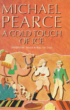 Cold Touch of Ice Hb (A Mamur Zapt Mystery)-ExLibrary