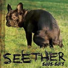 Seether: 2002-2013 - Seether (2013, CD NEUF) 2CD
