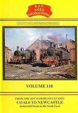 B&R No 110 Dvd: Coals to Newcastle: North East Industrial Steam Philadelphia