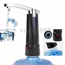 Wireless Auto Switch Gallon Water Dispenser Electric Pump Drinking Home Kitchen