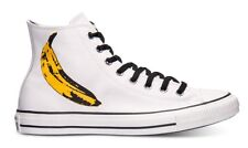 Converse Andy Warhol Banana - Chuck Taylor All Star High Men's 11.5 - Wmns 13.5