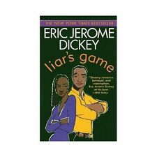 Liar's Game by Eric Jerome Dickey PB Book Paperback