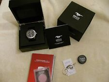 NEW NEVER WORN Mustang Shinola Limited Edition Watch with BONUSES