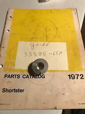 1972 HARLEY AERMACCHI M-65CC SHORTSTER KICKER GUIDE 33385-65P  AMF
