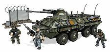 CALL OF DUTY Mega Blok COMBAT TANK Military Lego-type Large Building Set Age 10+