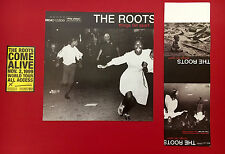 """THE ROOTS """"THINGS FALL APART"""" POSTER FLAT, TABLE DISPLAY & STICKER PROMO PACK!"""