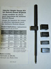 Injector Height Gauge for Detroit Diesel Engines Made in USA