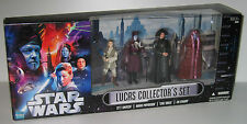 2006 Star Wars Lucas Collector's Set 4-Pack MIB!