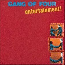 Gang of Four - Entertainment! (1995) CD