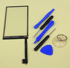 Touch Screen Glass Digitizer For HTC One M7 Replacement Lens Black