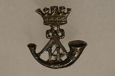 Pre WW1 Canadian 14th Princess Of Wales Own Rifles Officers Collar Mini Badge 3