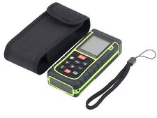 UK 40m/131ft Diastimeter Digital Laser Distance Meter Range finder Test Measure