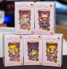 JAPAN BANDAI Sailor Moon Twinkle Dolly Vol 3 Figure Full Set of 5 NEW