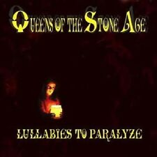 "QUEENS OF THE STONE AGE ""LULLABIES TO PARALYZE"" CD NEU"
