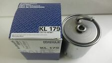 Mercedes ML270 CDi  Diesel Fuel Filter Genuine Mahle KL179 2000-2005