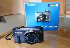 Canon PowerShot SX270 HS 12.1MP Digitalkamera - Grau