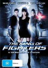 THE KING OF FIGHTERS DVD..MARTIAL ARTS SCI-FI ACTION STREETFIGHTER MORTAL COMBAT
