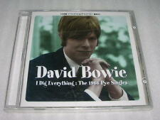 DAVID BOWIE I dig everything the 1966 PYE Single CD NEW