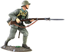 William BRITAINS guerre mondiale un allemand infanterie advancing figure 23057