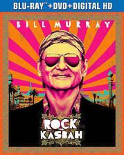 Rock the Kasbah (Blu-ray, 2016) w/slipcover -- NO DVD -- NO ULTRAVIOLET CODE