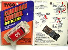 1978 TYCO TCR Command Control DODGE MAINTENANCE VAN Slotless Car Sealed 6481 LIT