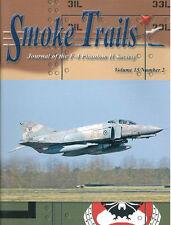 AIRDOC SMOKE TRAILS V15 N2 347th TFW YOKOTA_GREEK HELLENIC AF F-4E RF-4E_LUFTWAF