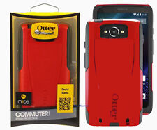NEW! Otterbox Motorola Droid Turbo Commuter Series Case, Scarlet Flash