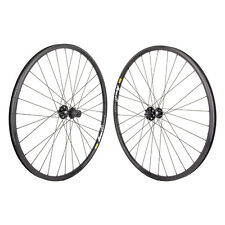 Mavic XM119 6 Bolt Disc Mountain Bike 29er Wheelset DT Spokes Quick Release