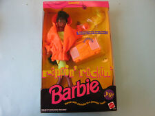 Rappin 'Rockin' Christie Barbie Doll 1991.  Mattel # 03265.