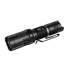 NiteCore MT10A Cree XM-L2 U2 LED+Red LED 920 Lumens IMR14500/AA Flashlight Torch