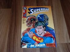 Superman # 18 -- Dino/DC-comic 1997/cyborg, Darkseid y... Joker???