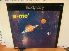 """teddy lasry""""e=mc2""""(magma)lp12"""" fr.rca:flp1.0148.rare edition de 1976 promo rare"""