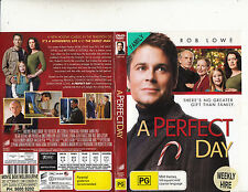 A Perfect Day-2006-Rob Lowe-Movie-DVD