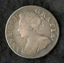 Queen Anne Maundy Threepence Silver 1713