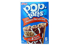 Frosted Chocolate Chip Cookie Dough Pop-Tarts