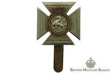 Post 1959: Duke of Edinburghs Royal Regiment METAL Cap Badge - Edinburgh's