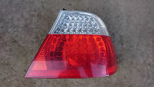 GENUINE BMW E46 3 SERIES COUPE & CAB LED REAR DRIVERS SIDE LIGHT UNIT