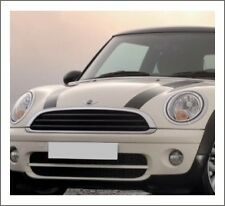 MINI COOPER BONNET STRIPES DECALS MORE OPTIONS FOR COLOURS