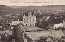 CPA -21-  Meursault -Vue générale prise du Clocher. L'Hôtel de Ville.