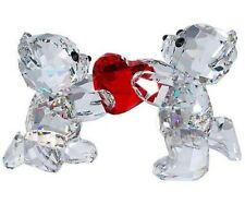 Swarovski Crystal My Heart is Yours Kris Bear  # 1143463 New In Original Box