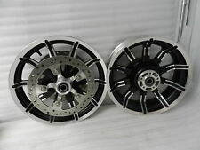 09-16 HARLEY TOURING IMPELLER WHEELS ULTRA LIMITED STREET GLIDE ROADKING
