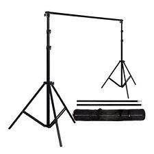 TARION Aluminium 70-200cm Pro Fotostudio Teleskop-Hintergrundsystem Hintergrund
