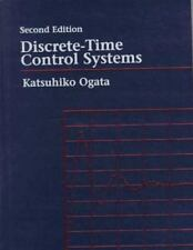 Discrete - Time Control Systems 2nd Int'l Edition