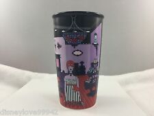 Starbucks ANNA SUI Boutique Dbl Wall Traveler To Go Mug 12 oz Designer Cup 2016