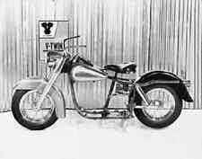 Replica Harley Davidson FLH 1973-1984  Shovelhead Rolling Chassis Kit