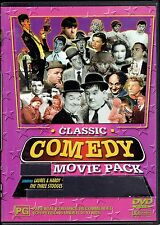 """Movies """" Laurel & Hardy/The Three Stooges """" Seller's Bargains"""