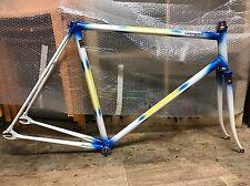 Cadre Velo Piste Colnago Equiped Campagnolo Ultra Rare Vintage Pista Bike Sz 55